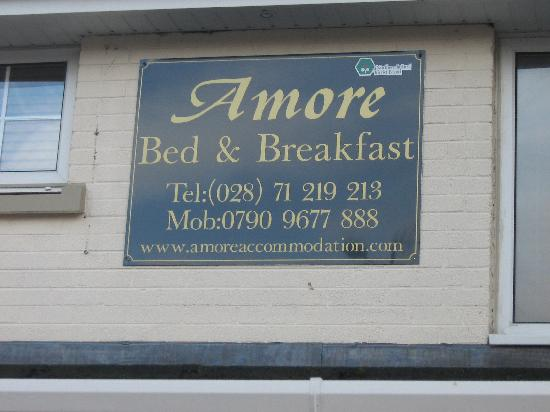 Amore Bed & Breakfast: B&B Amore