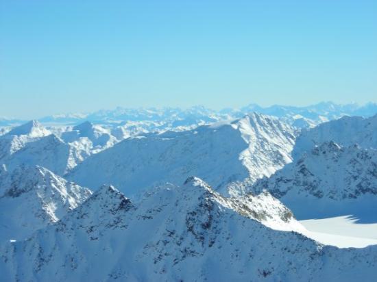 St. Leonhard im Pitztal, Østerrike: 3600 mtr high