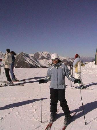 Limone Piemonte, อิตาลี: skiing at limone italy