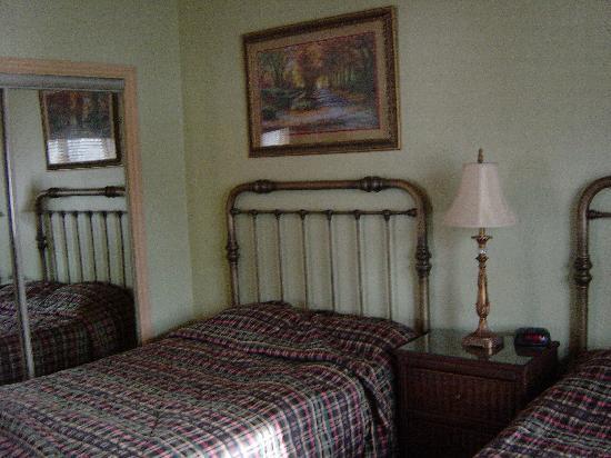 Garland Lodge & Resort: Second bedroom in Red Pine Villa