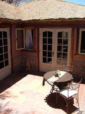 Awasi Atacama - Relais & Chateaux: Own Patio