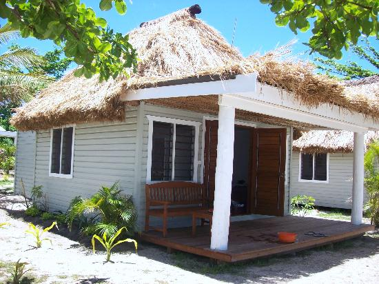 Blue Lagoon Beach Resort: Our home away from home...villa 3