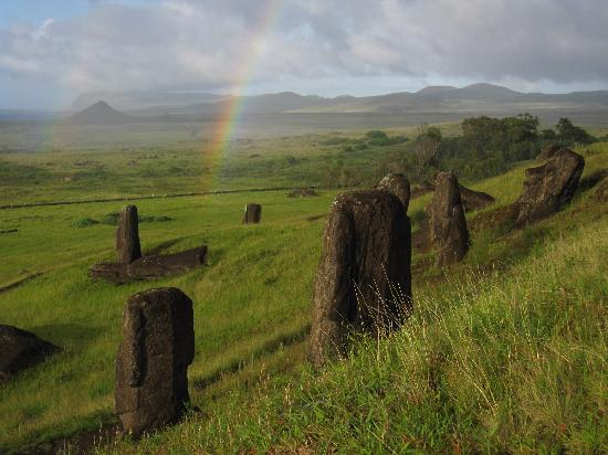 Taura'a Hotel: Easter Island