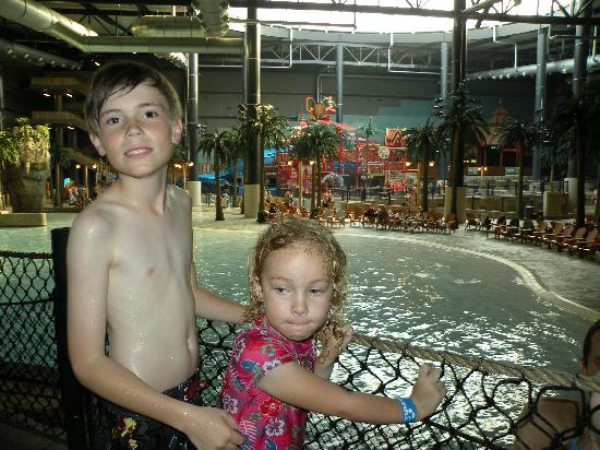 Lalandia Resort: Inside the waterpark