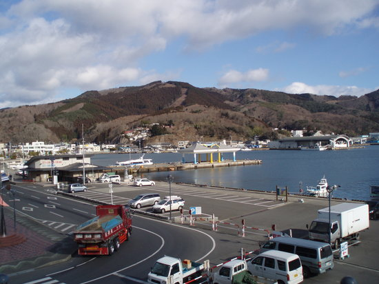 Onagawa Fishing Port