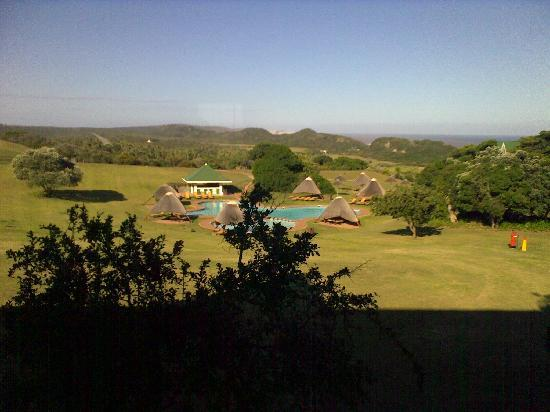 Fish River Sun Hotel & Country Club Resort: View from room