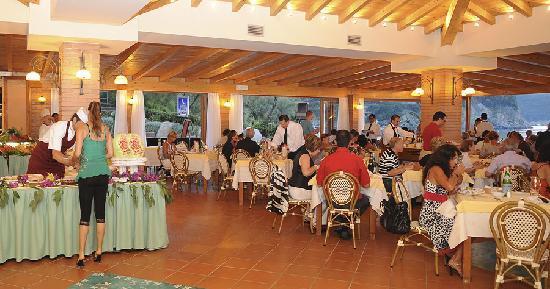 Hotel Biodola : Maitù Beach Restaurant