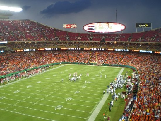 ‪Arrowhead Stadium‬