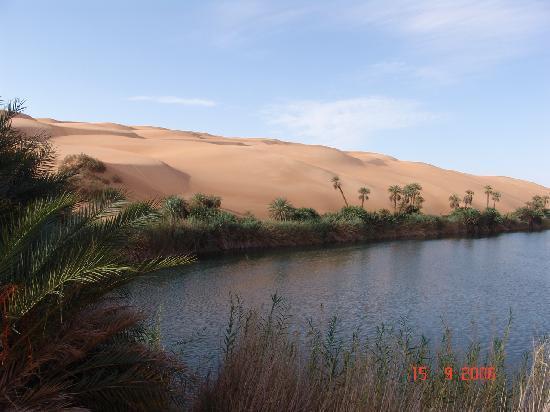 Sahara Desert: Gabraon