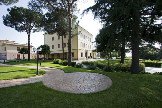 Domus Park Hotel: Panoramic Hotel