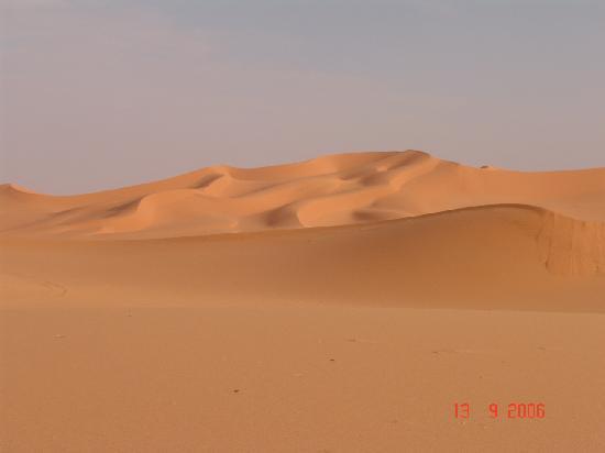 Sahara Desert: sahara