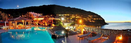 Biodola, Italien: notturno hermitage