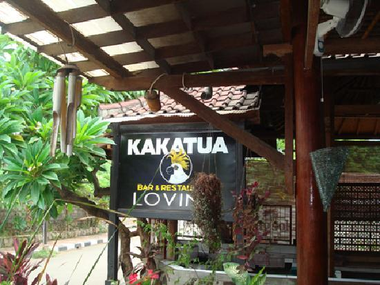 Kakatua Bar & Restaurant: Entrance