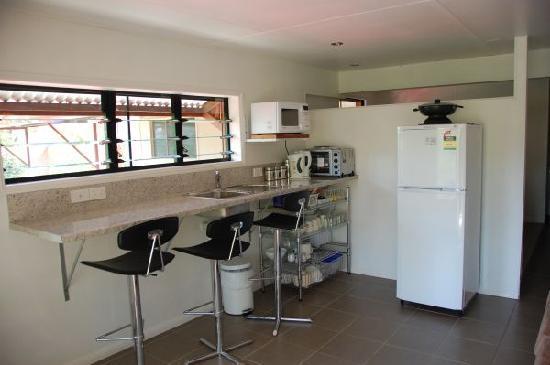 Brinsmead Studios : Studio 1 : Kitchen/sitting room