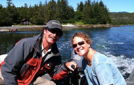 Fishermen's Inn: Kevin and Karen are WONDERFUL hosts!