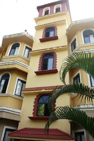 The Country Club De Goa Resort: Hotel