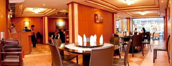 ร้านอาหาร โดซ่า คิงส์: DOSA KING GROUND FLOOR INTERIOR