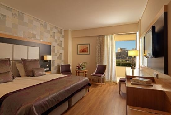 Executive Room at Divani Palace Acropolis Hotel