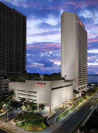 Miami Marriott Biscayne Bay is located at the intersection of Downtown and the Miami Arts Distri