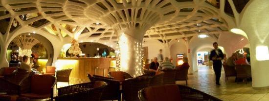 Alcazar Hotel & SPA: The bar