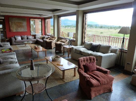 Hotel Rio Serrano: lounge 1