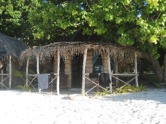Treasure Island Eueiki Eco Resort : Fale