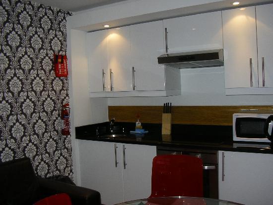 Hyde Park Suites Serviced Apartments: flat