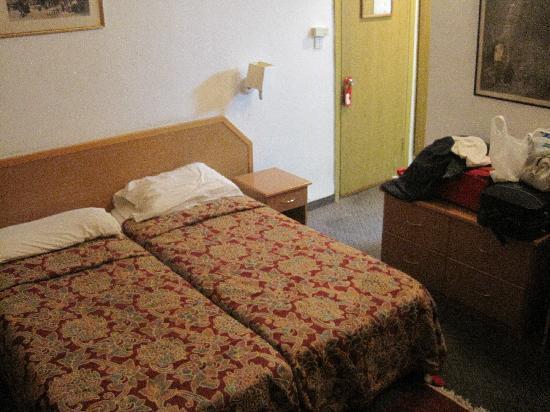 Gloria Hotel: la camera