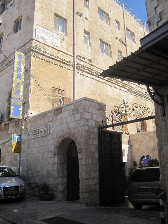 Gloria Hotel: l'hotel