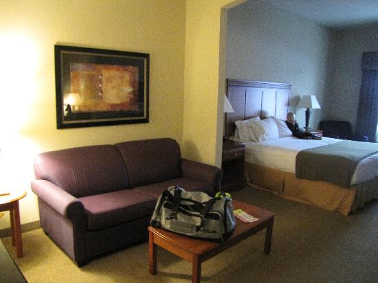 Ada, OK : Wonderful, roomy & comfortable!