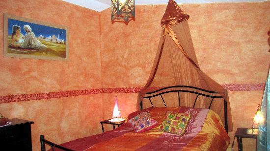 Le Clos de la Palmeraie: chambre marocaine