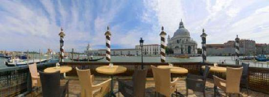 The Westin Europa & Regina, Venice: Bar Tiepolo terrace