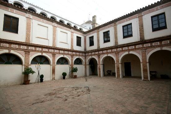 Palma Del Rio, إسبانيا: Innenhof