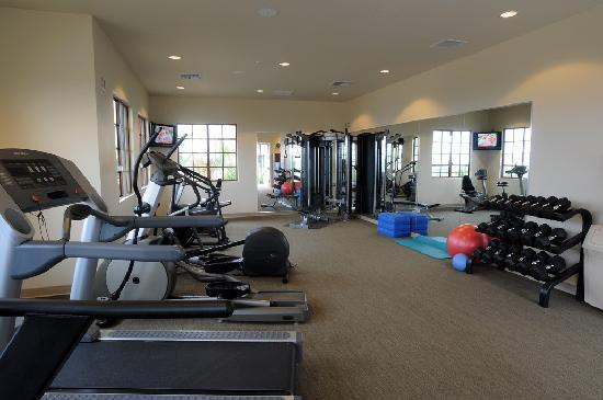 MarBrisa Carlsbad Resort: Well Appointed Fitness Center
