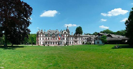 Hotel Château de Pourtalès