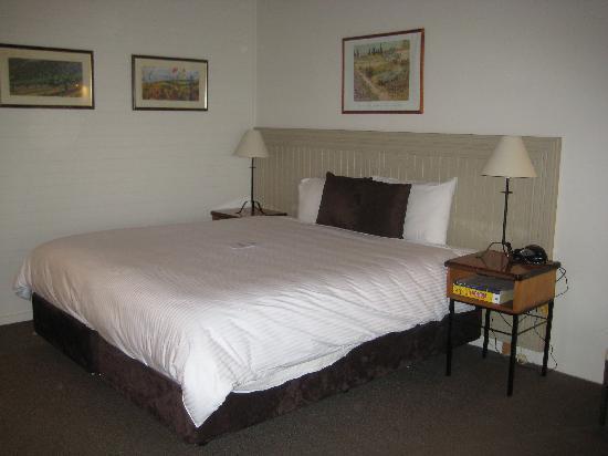 Hunter Valley Resort: The huge comfy bed