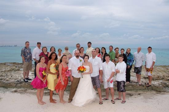 Hotel Riu Palace Las Americas My Whole Wedding Group