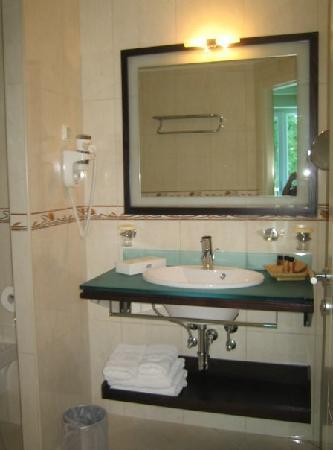 Importanne Resort Dubrovnik: very modern decor!
