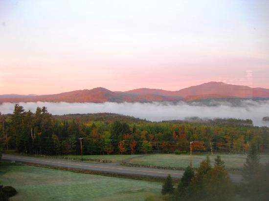 Blair Hill Inn: September Sunrise