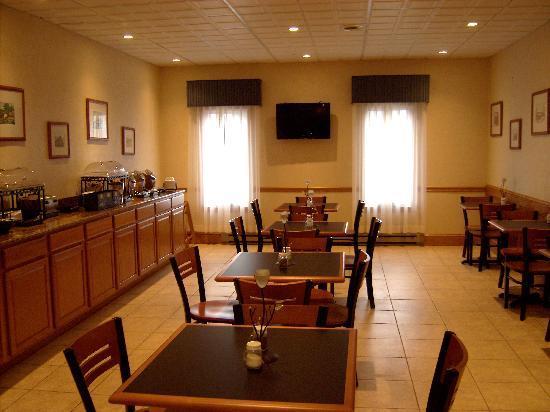 Comfort Inn Selinsgrove: BREAKFAST ROOM