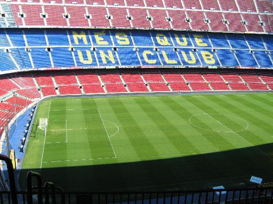 Madanis Hotel: Nou Camp