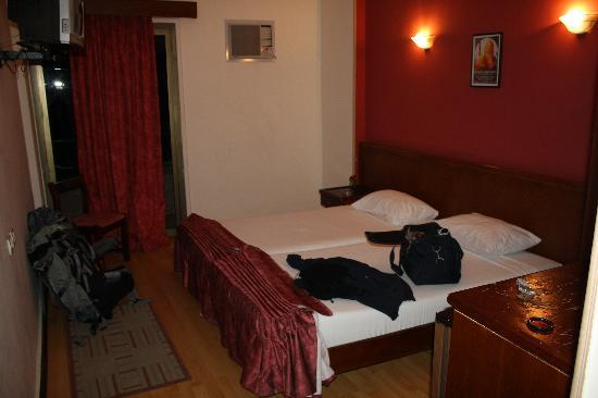 King Hotel: Basic room