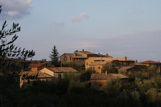 Hotel Vecchia Oliviera: view