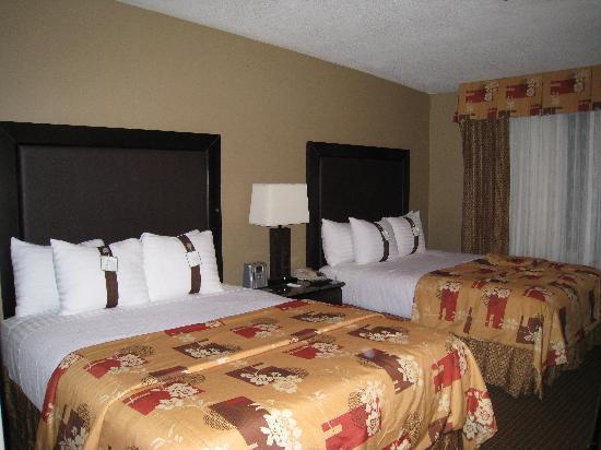 Holiday Inn San Diego - La Mesa: Bedroom