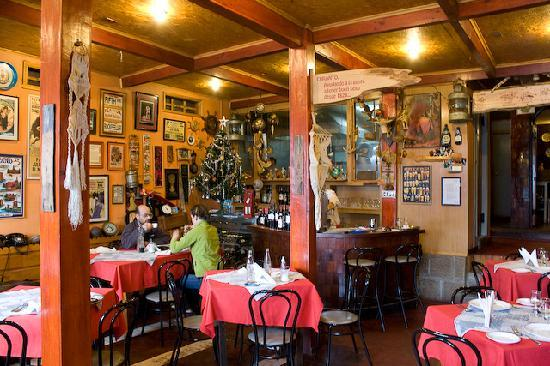 Kuranton Restaurant : Warm atmosphere