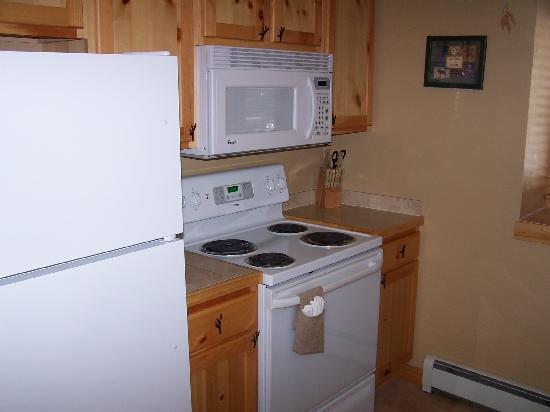 Bear Creek Vacation Condos: Kitchen