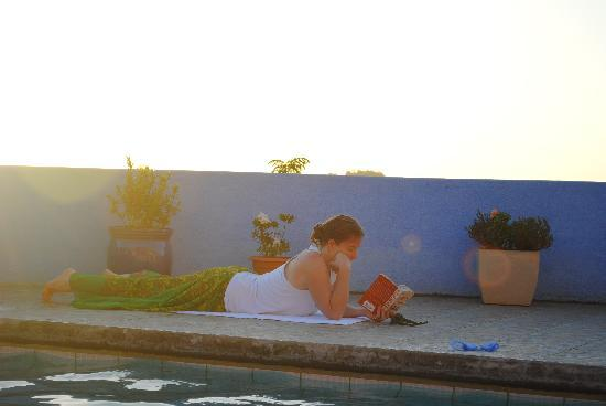 El Jardin Hotel: This is what it's all about.  *sigh*