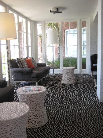 Berkeley Oceanfront Hotel: lobby