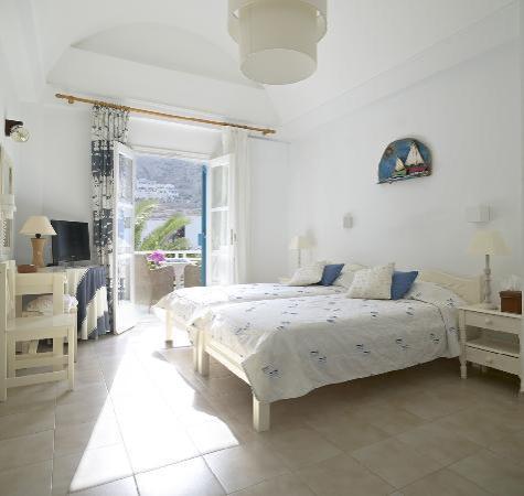Hotel Matina Kamari Santorini - Rooms