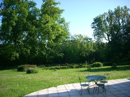 Chambres d'hotes Saint Emilion Bordeaux: Beau Sejour : garden of eden
